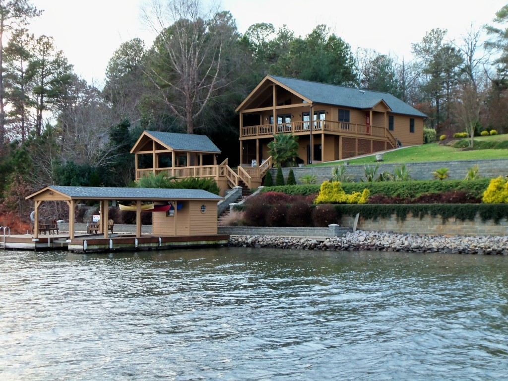Lake Gaston real estate
